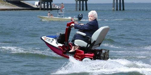 Jet Ski Rentals Lake Travis - Grandmas Fun in the Sun