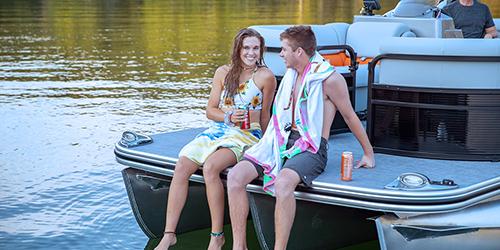 Lake Travis Pontoon Rental