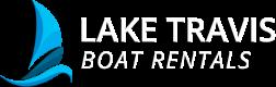 Lake Travis Boat Rentals Light Logo